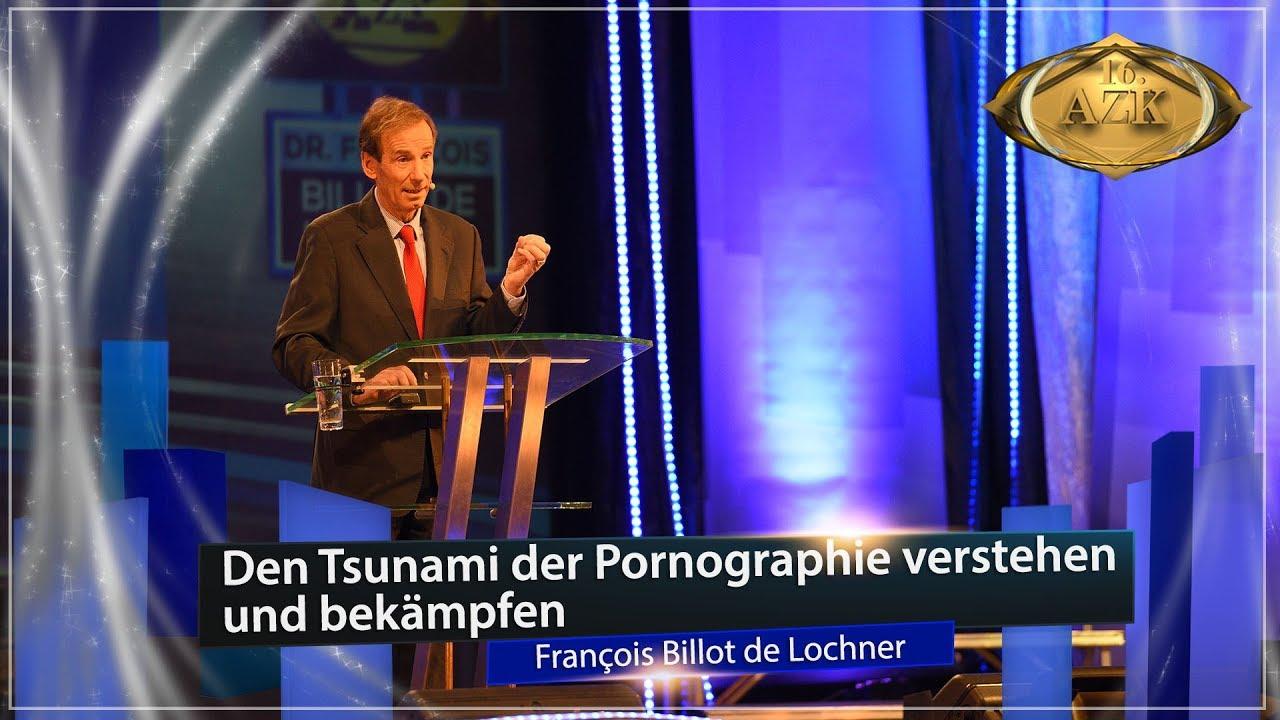 """16. AZK: Dr. François Billot de Lochner: """"Den Tsunami der Pornographie verstehen und bekämpfen&"""