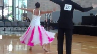 2016 USA Ballroom Dance Competition