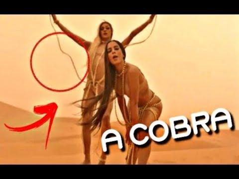 🚨 O que você não viu - Major Lazer - Sua Cara (feat. Anitta & Pabllo Vittar)