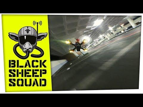 PARKING LOT RACING [BlackSheep SQUAD]
