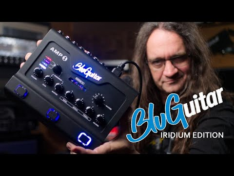 Will This Replace A Full Sized Amp?  Blu Guitar Iridium Edition