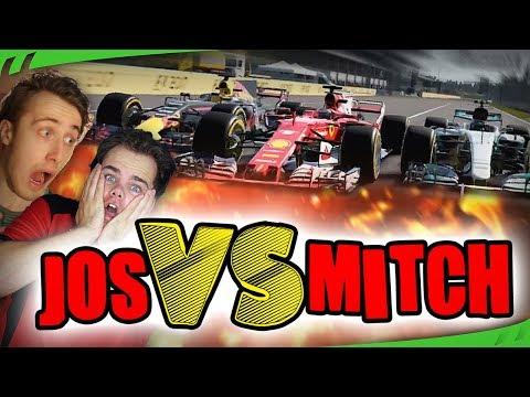 EEN WERELDPRESTATIE? - Jos VS Mitch (F1 2017) - #2