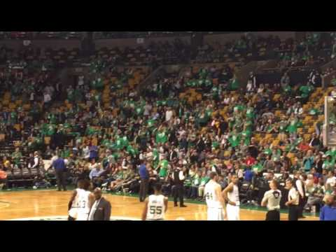 Boston Celtics crowd says goodbye to 2016-17 season