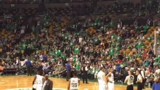 Boston Celtics crowd says goodbye to 2016-17 season