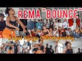 Gambar cover REMA BOUNCE DANCE  CHOREOGRAPHY  BY ANGELNYIGU  TANZANIA 🇹🇿 DANCER