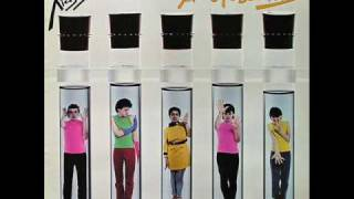 X-Ray Spex - The Day the World Turned Day-Glo