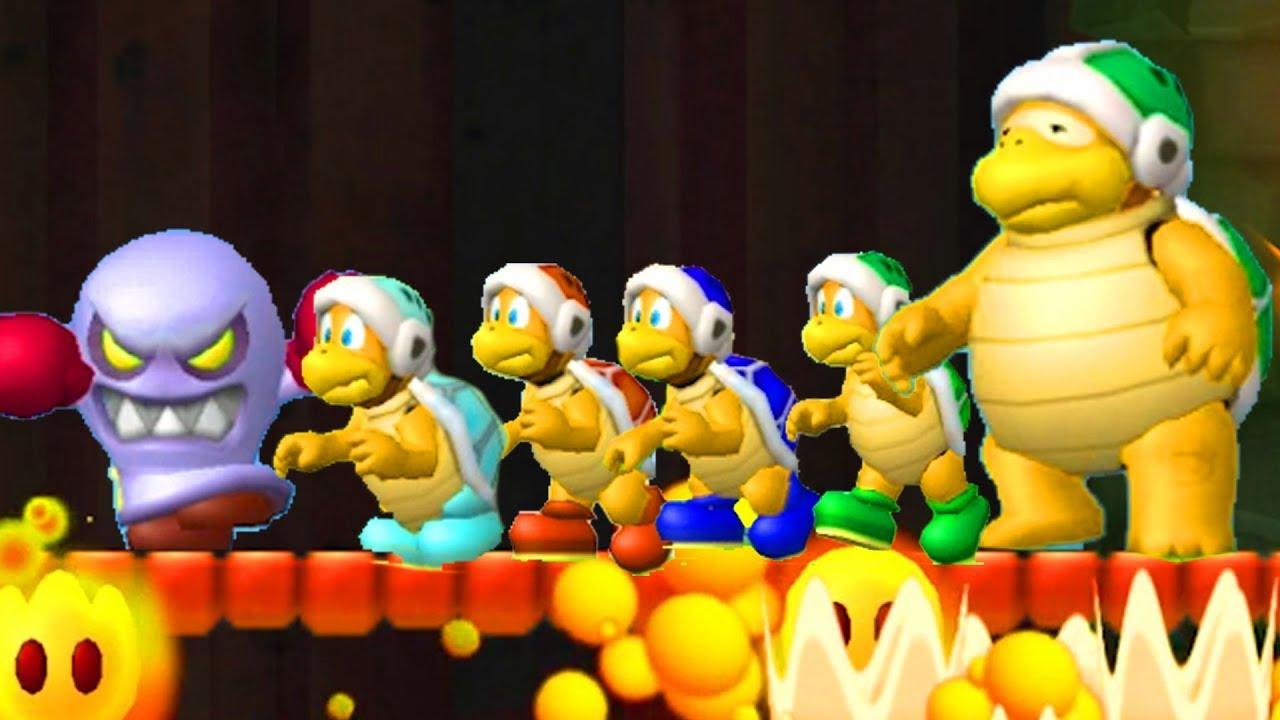 New Super Mario Bros 0 Walkthrough 01 Youtube
