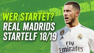 Wer ersetzt Cristiano Ronaldo? Real Madrids potenzielle Startelf Saison 2018/19! Wer startet?