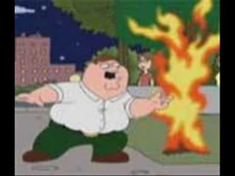 Peter Griffin - Cant Touch Me