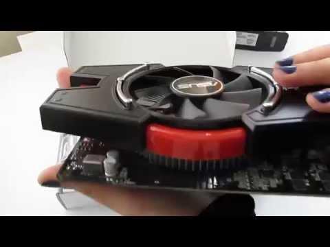Видеокарта ASUS HD7750-T-1GD5   unboxing