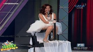 Sunday PinaSaya: Andrea Torres in 'That's My Talent'