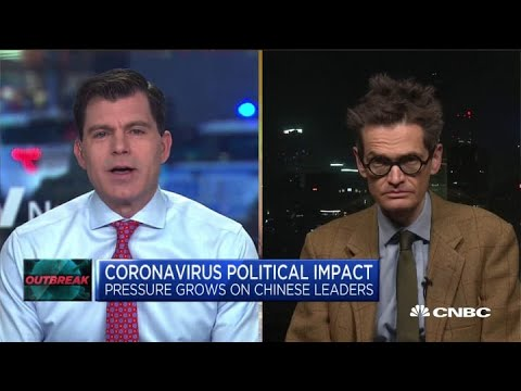 Download The Economist's Rennie: Chinese residents are expressing anger at government