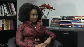 Chimamanda Ngozi Adichie on social media, Donald Trump and feminism