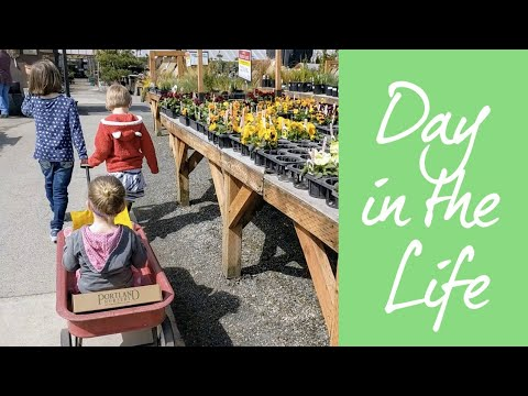 Getting the Garden Started || Day in the Life