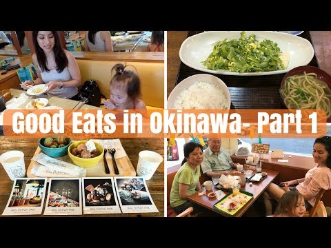 Good Eats in Okinawa Pt 1 | Best Foods on Island