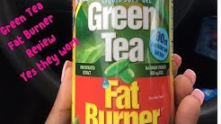 Green Tea Fat Burner Review | LifeAsBrittany
