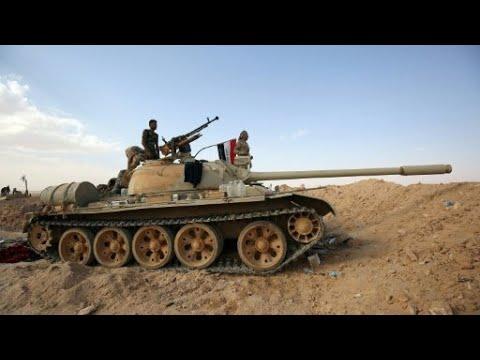 القوات العراقية تقتحم مدينة القائم آخر معاقل تنظيم -الدولة الإسلامية- غرب البلاد