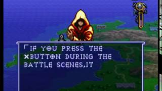Ogre Battle (PSX) Chapter 1 BEGINNING