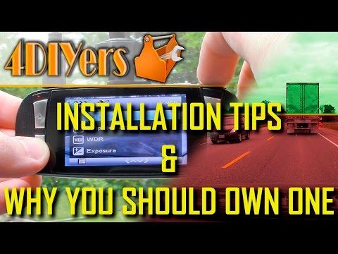 DIY: Dash Cam Installation & 10 Reasons To Own One