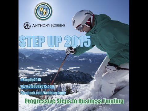 Step Up 2015: Progressive Steps in Business Funding