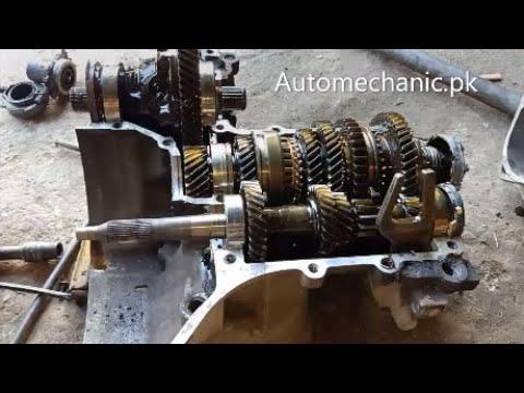 How To Fix Gear Problem In Suzuki Mehran | Gear Problem In Car | Gear Problems | Urdu Hindi Tutorial