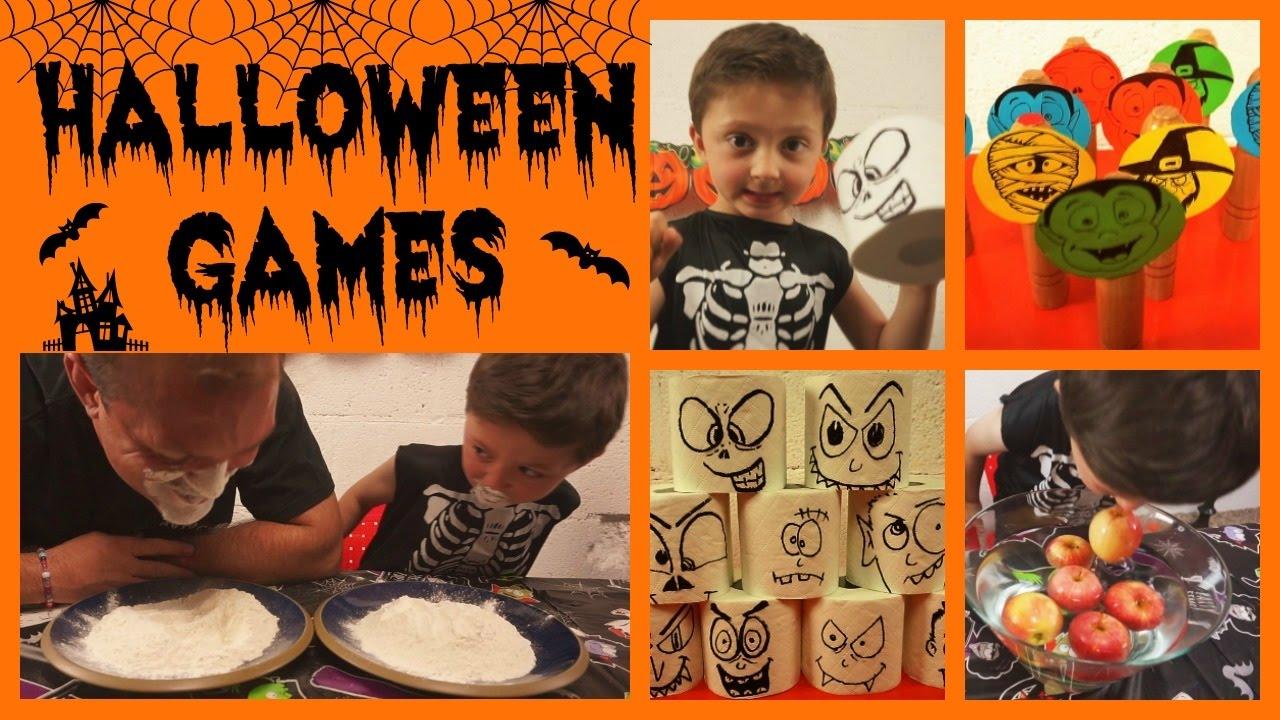 best halloween games popular
