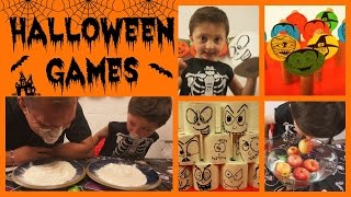 Best Halloween Games - Popular Party Game Ideas For Kids With Ace Fun Time