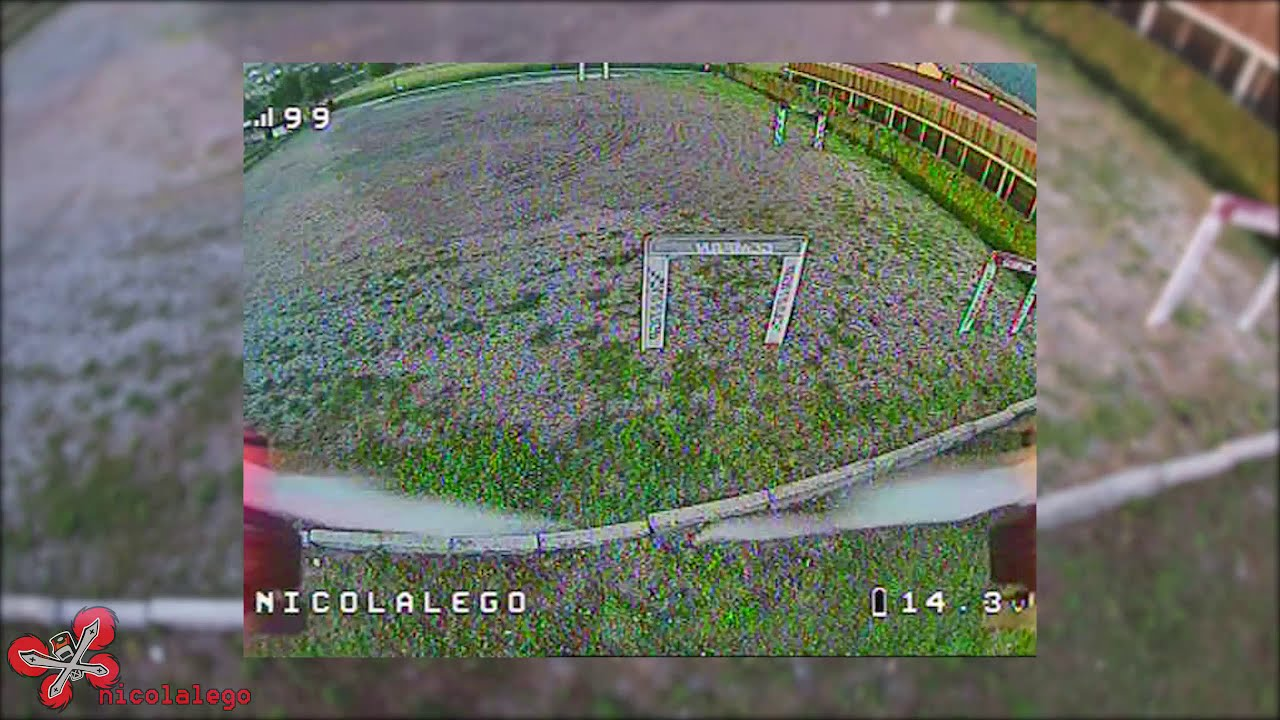 Diatone GTR548 4S 230mm FPV Racing Drone - MultiGP Gate фото