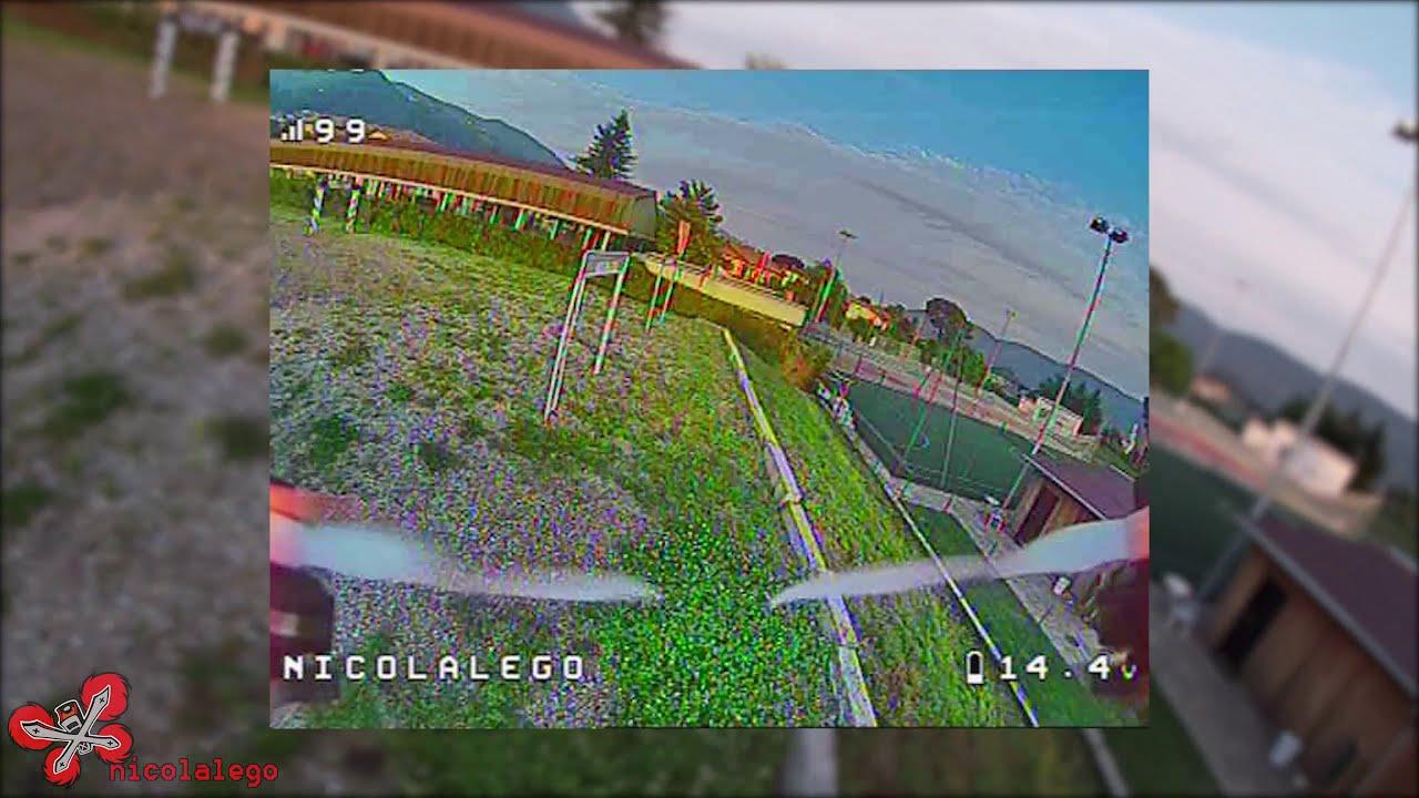 Diatone GTR548 4S 230mm FPV Racing Drone - MultiGP Gate фотки