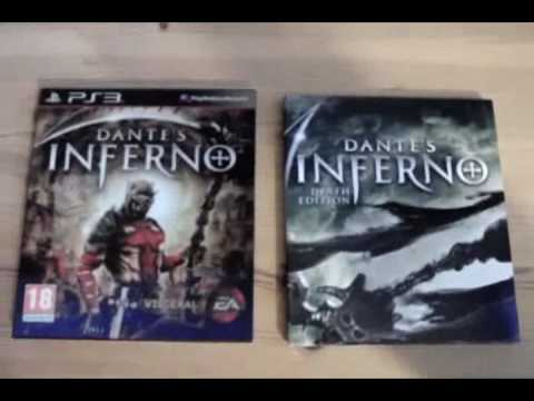 Dante's inferno death edition (playstation 3) robson. Pl.