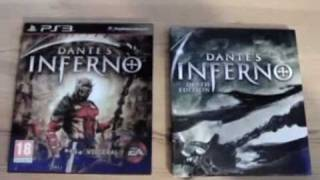 Unpacking Dantes Inferno Death Edition (PS3) German