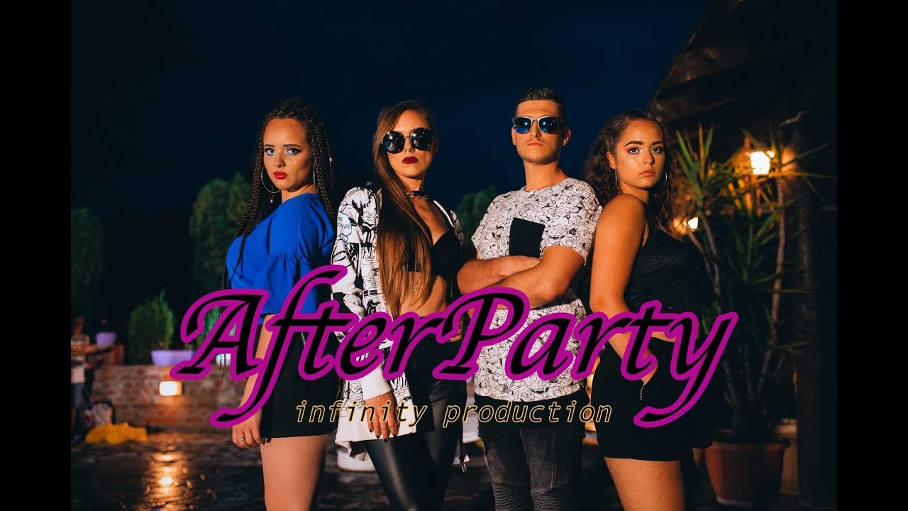 ANDJELA&NADJA feat.  ZAGA & FILIP - AFTERPARTY (Official Music Video)