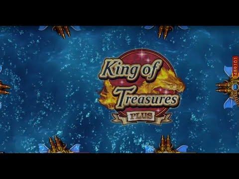 Casino Indoor Slot Gaming Machine Board King Of Treasures Plus Fishing Arcade Game Machine Tables
