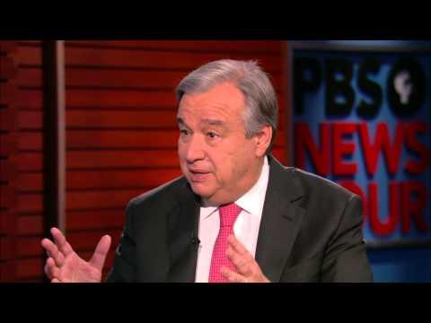 UN commissioner: refugee crises need more international aid