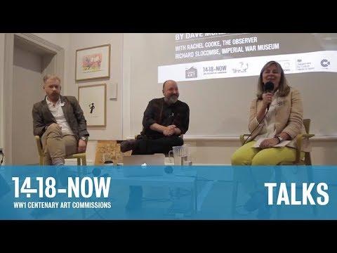 Dave McKean talks Black Dog: The Dreams of Paul Nash