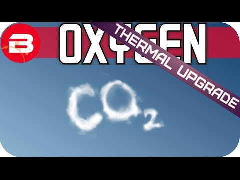 CO2 FREEZING? Lets Play Oxygen Not Included Gameplay #23 THERMAL UPGRADE