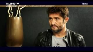 Interview d'Antoine Griezmann par Bixente Lizarazu sur Telefoot [27.11.2016]