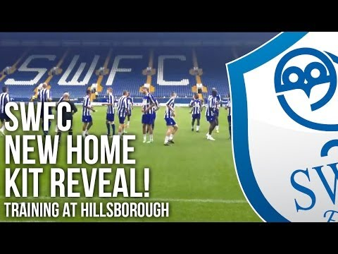 Sheffield Wednesday NEW HOME KIT!