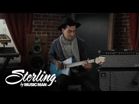Sterling by Music Man | St. Vincent Signature Guitar Demo - STV60
