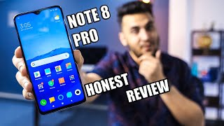 Kamaal PERFORMANCE? - Redmi Note 8 Pro Review After 1 Month