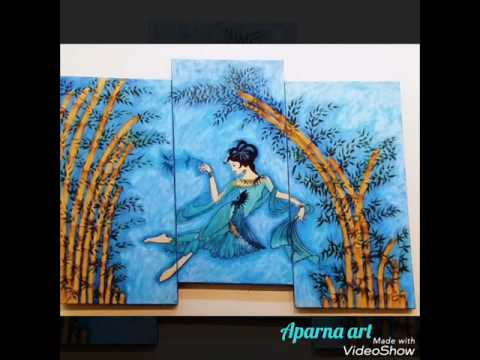 Creative panel Paintings,Canvas Paintings(for sale), Modern Art