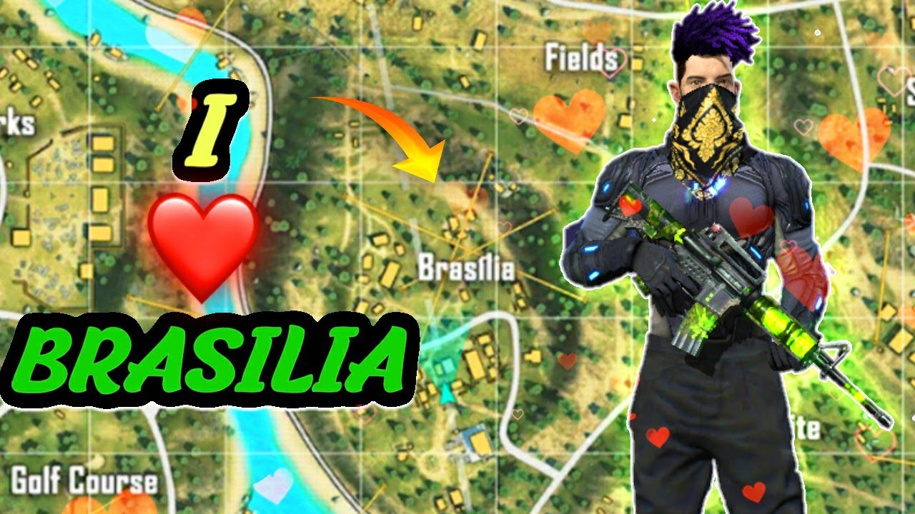 Fan Vs Fan in Last Zone || Only Brasilia Challenge (13 Kills) || Free Fire - Desi Gamers