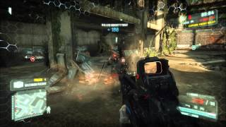 Crysis 3 Multiplayer Gameplay - Back in Action