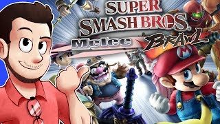Super Smash Bros. Melee / Brawl - AntDude