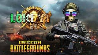 Loki YT   PUBG Mobile Telugu   #165   Solo vs Squads ? Manaki anta scene ledu