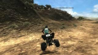 MX vs ATV Reflex PC Gameplay