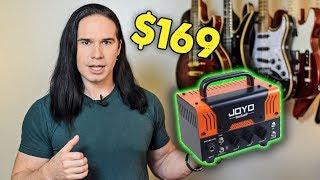 Affordable GERMAN METAL Amp Tones! (Joyo Firebrand) - Demo / Review