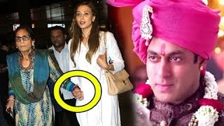 Exclusive - Salman Khan spotted with his Girlfriend at the Airport