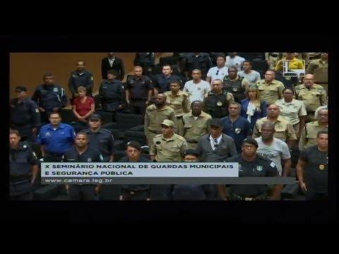 LEGISLAÇÃO PARTICIPATIVA - Seminário Nacional de Guardas Municipais - 13/06/2018 - 12:42