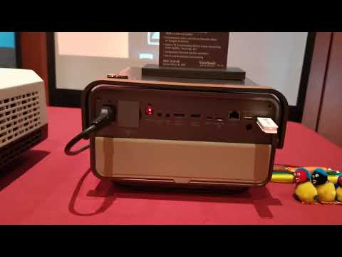 Review projector Viewsonic X10 4K